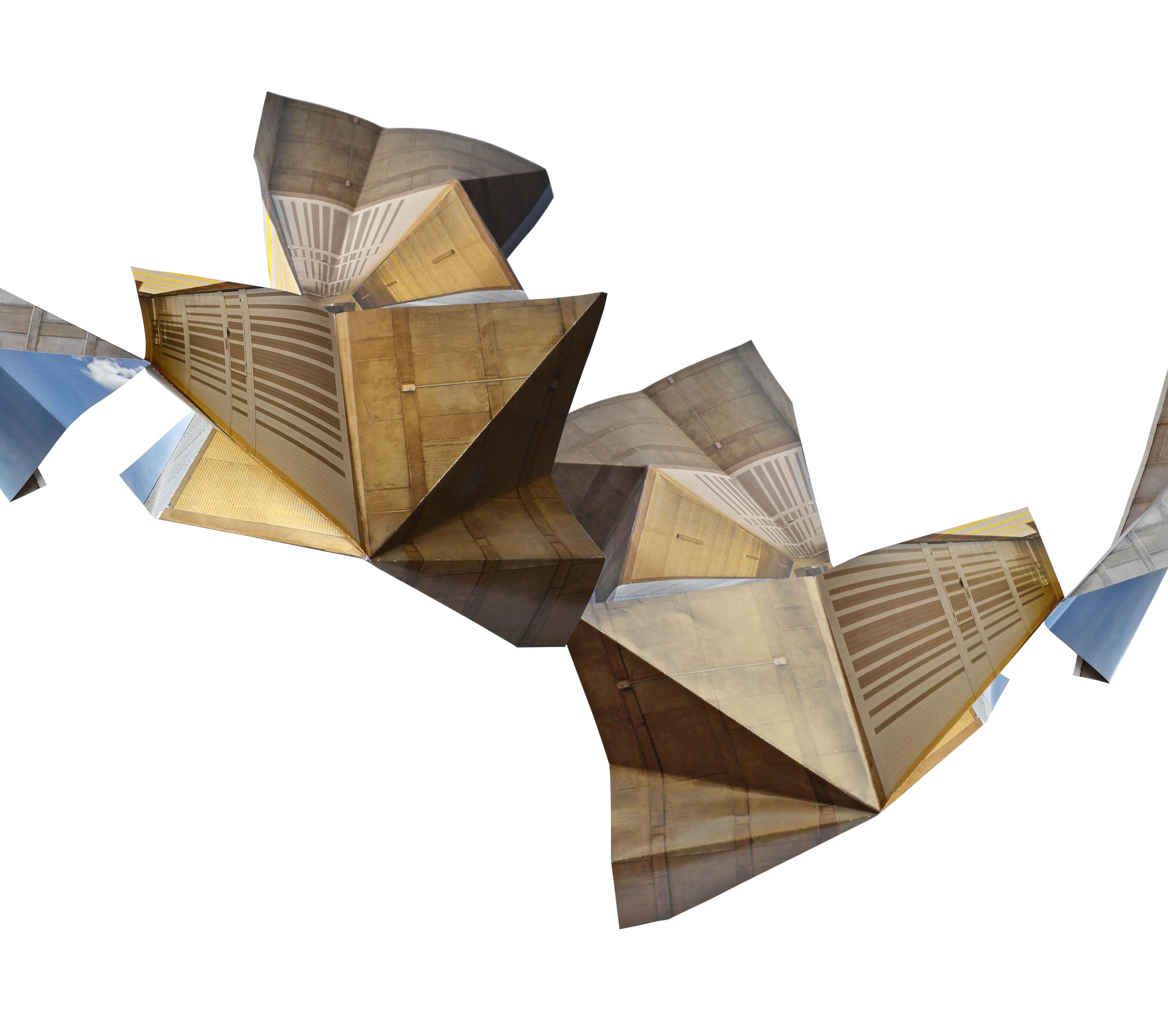 Folding Landscapes Joanna Williams Art
